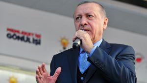 Son dakika... Cumhurbaşkanı Erdoğan konuşuyor