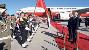 Tunus'a sürpriz 'Libya' ziyareti