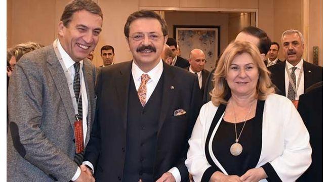 Hisarcıklıoğlu: Türkiye, en büyük ilk 6 turizm destinasyonu arasına girmeyi başardı