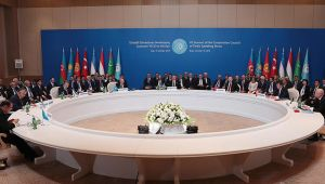 Cumhurbaşkanı Erdoğan: Türk Konseyi Zirvesi koronavirüs salgınıyla mücadelede dayanışmamızı perçinleyecek