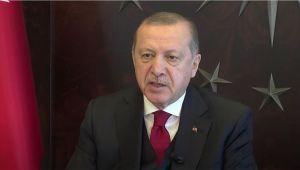 Cumhurbaşkanı Erdoğan: Sokağa çıkma yasağını ihtiyaç duyuldukça sürdürme kararı aldık