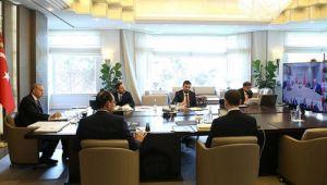 Cumhurbaşkanlığı Kabinesi toplandı! Erdoğan'ın açıklama yapması bekleniyor
