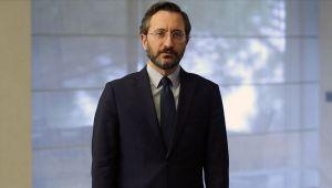 İletişim Başkanı Altun'dan 'Kovid-19'la mücadele' değerlendirmesi