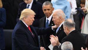 Trump'ın seçimlerdeki rakibi Biden oluyor