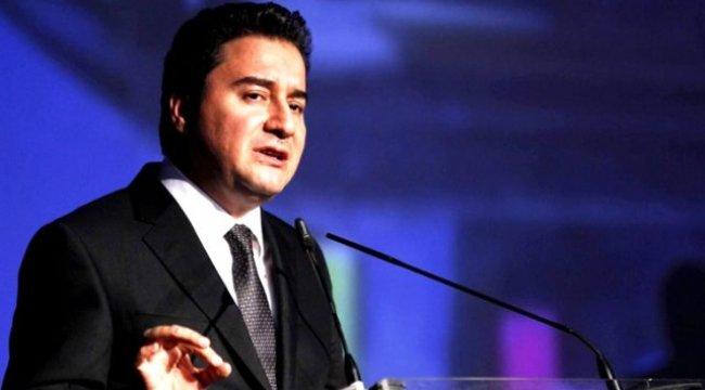 Ali Babacan'dan MHP'nin seçim kanunuyla ilgili teklifine ilk tepki: Bunlar korku adımı