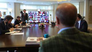 Cumhurbaşkanı Erdoğan: Bu ülkenin gençlerinin arasına kimse nifak tohumları ekemeyecektir