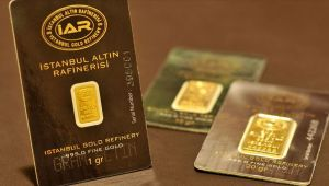 Gram altın 382 lira seviyelerinde
