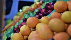 Pandemi sürecinde hava kargoyla 1,8 milyon dolarlık meyve ihracatı gerçekleştirildi