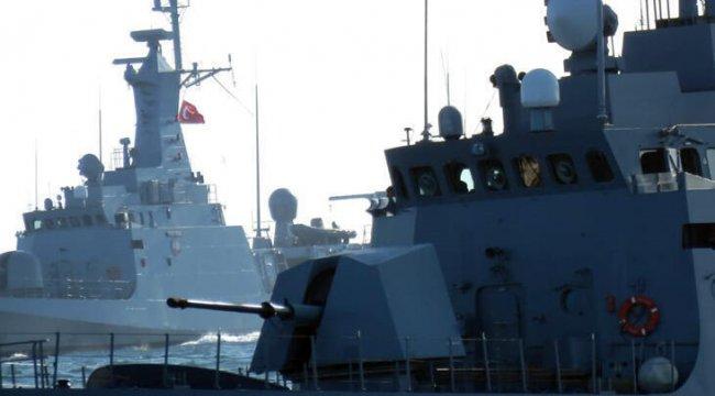 Akdeniz'de alarm: Türk savaş gemileri harekete geçti