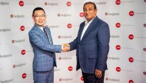 Çinli teknolojik alt yapı firması Türkiye'ye yatırıma geliyor