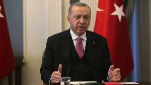 Cumhurbaşkanı Erdoğan: İnternet mecralarını kullananlar suç işleme konusunda layüsel değildir