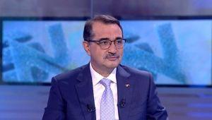 Enerji ve Tabii Kaynaklar Bakanı Fatih Dönmez: Bu yıl denizlerde dünyanın en büyük keşfi