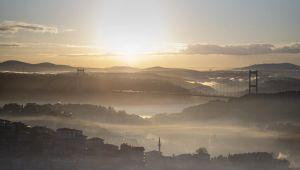 İstanbul hava durumu nasıl olacak? 26 Ekim'de Meteoroloji'den pus ve sis açıklaması