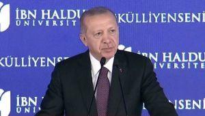 SON DAKİKA HABERİ: Cumhurbaşkanı Erdoğan: Topyekün bir eğitim öğretim reformu yapmamız gerekiyor