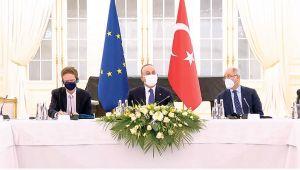 'Geleceğimiz Avrupa'dadır'