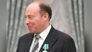 Rusya'da milyarder Aminov'un malikanesinde 700 bin dolarlık soygun