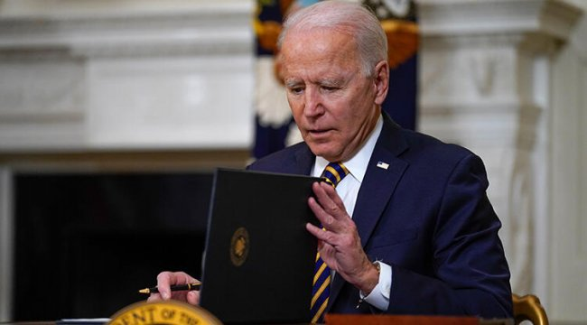 ABD Başkanı Biden, tedarik zincirini güçlendirecek kararname imzaladı