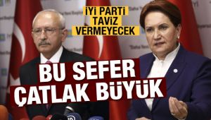 HDP, CHP ve İyi Parti'yi karşı karşıya getirdi
