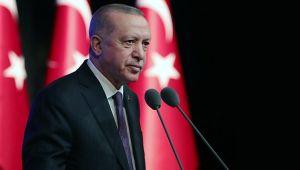 Cumhurbaşkanı Erdoğan'dan '18 Mart Şehitleri Anma Günü' mesajı