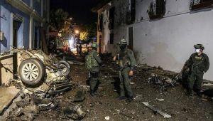Kolombiya'da dehşet: Bomba yüklü araçla saldırı düzenlendi!