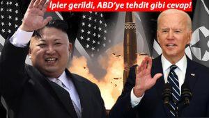 Kuzey Kore'den ABD'ye tehdit! 'Başlarına iyi şeyler gelmeyebilir!'