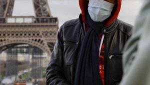 Fransa'da son 24 saatte 689 Kovid-19 vakası tespit edildi