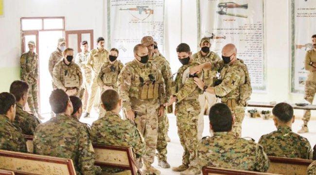 Son dakika... ABD, terör örgütü YPG'ye 'sıhhiyeci eğitimi' verdiğini açıkladı