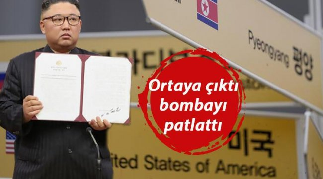 Son dakika haberi: Ne kıtlık, ne koronavirüs: Kim'den ABD'ye 'Çatışmaya da hazırız' mesajı!
