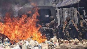 Myanmar'da büyük çatışma! Darbe karşıtları en az 40 askeri öldürdü