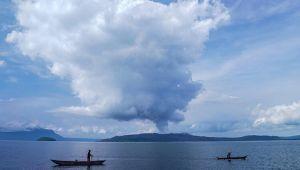 Taal Yanardağ'ında son 24 saatte 185 volkanik deprem