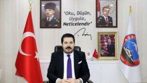 Başkan Sayan'dan HDP'ye sert tepki: