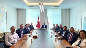 Başkan Yıldırım, AK Parti Marmara Bölgesi İl Başkanları Bölge Toplantısı'na katıldı