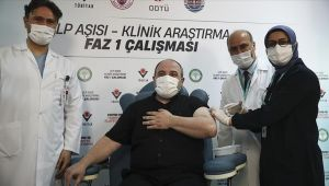 Son dakika... Bakan Varank'tan yerli aşı ile ilgili önemli açıklama: Faz 2 bitti, Eylül'de Faz 3 başlayacak