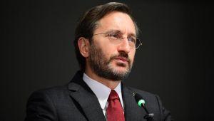 Son dakika: İletişim Başkanı Fahrettin Altun: Talep gelse dahi asla kabul etmeyiz
