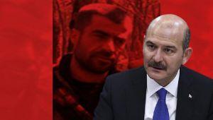 Turuncu kategorideki terörist Sonuç Gürdeğir yakalandı! Bakan Soylu'dan mesaj