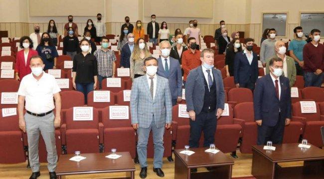 ERÜ'de Bir İnsanlık Kurumu Ahilik ve Ahi Evran konulu panel düzenlendi