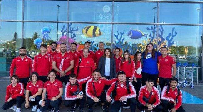 Genç Milli Takım Avrupa Judo Şampiyonası için Lüksemburg'a gitti