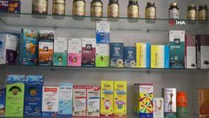 Merdiven altında üretilen vitamin ilaçları tehlike saçmaya devam ediyor