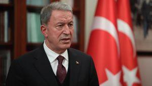 Son dakika... Milli Savunma Bakanı Akar: Temennimiz Ermenistan'ın ateşkese uyması