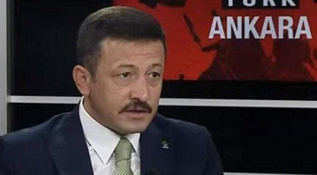 Sosyal medya düzenlemesi nasıl olacak? AK Partili Hamza Dağ'dan açıklama