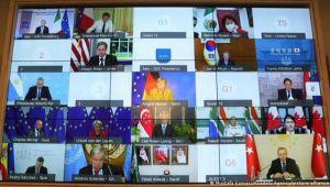 AB'den Afganistan için 1 milyar euro yardım