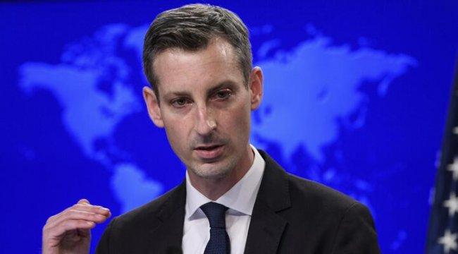ABD Dışişleri: Taliban'la toplantı samimi, profesyonel ve olumluydu