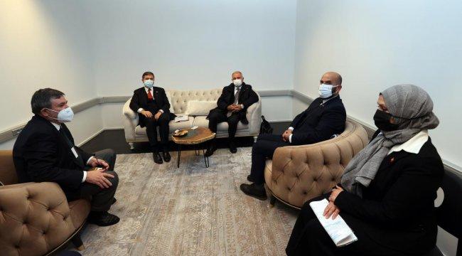 AK Parti Genel Başkan Yardımcısı Efkan Ala, Belçika'da Türklerle buluştu