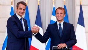 Akar'dan Fransa ve Yunanistan'a: Bu işler sizi aşar