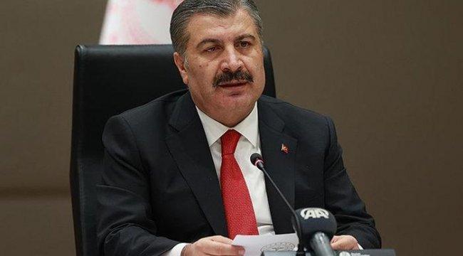 Bakan Koca'dan Turkovac çağrısı: Türkiye'nin hizmetine sunmaya hazırlanıyoruz