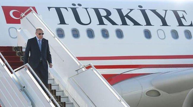 Cumhurbaşkanı Erdoğan'dan 3 Afrika ülkesine ziyaret