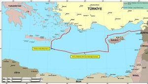 MSB'den 'ilan edilen NAVTEX'le Yunanistan ve GKRY'nin tezlerine uygun hareket edildi' iddiasına yalanlama