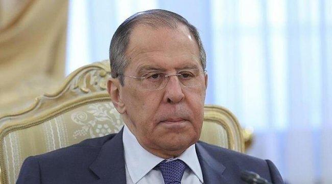 Son dakika... Lavrov'dan flaş Afganistan çağrısı